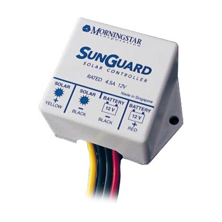 Morningstar SunGuard SG-4 Solarladeregler, 4.5 A, 12 V