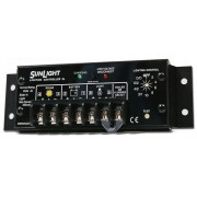 Morningstar SunLight SL-10L-24V solar charge controller to Auto. Lighting control, 24V, 10A