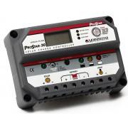 Regolatore di carica solare Morningstar ProStar PS-30M-PG da 500/1000 Watt, 12/24 Volt, a scaricamento completo, LCD
