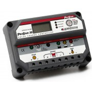régulateur de charge solaire Morningstar ProStar PS-30M-PG, 500/1000 W, 12/24 V, Tiefentl., LCD