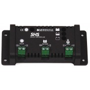 Morningstar Solar Home System SHS-6 solar charge controller, 100 W, 6 A, 12 V, Tiefentl.