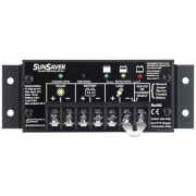 Morningstar SunSaver SS-10 solar charge controller, 170 W, 10 A, 12 V