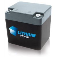 Lithium Ion Battery 12V 5.5Ah 400A with integrated BMS