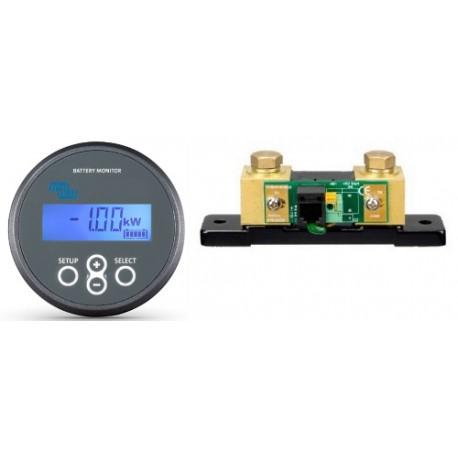 Batteriezustandsanzeige Spannung, Strom Ladezustand