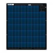 L'eau salée Flexible panneau solaire résistant à 80 watts 12 volts 3mm mince seulement 3,7 kg
