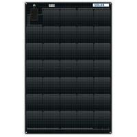 Flexible saltwater resistant solar module 110 watt 12 volt 3mm thin only 4.2 kg