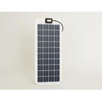 SunWare 20144 semi flexible solar panel 20W 12V