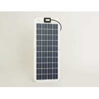 SunWare 20144 semiflexible Solarzellen 20 Watt 12 Volt 3mm dünn nur 1.7 Kg