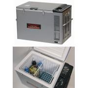 Les anges compresseur balançant refroidisseur 80 litres 12 / 24V 230V -18 ° MT-80-F