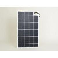 SunWare 20165 semiflexible Solarzellen 50 Watt 12 Volt 3mm dünn nur 4 Kg
