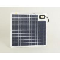 SunWare 20163 semiflexible Solarzellen 25 Watt 12 Volt 3mm dünn nur 2.3 Kg