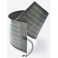Hochflexible Solarzellen 125 Watt 24 Volt nur 2.5mm dünn, 2.5 Kg