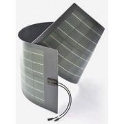 Flexible solar panel 125 watt 24 Volt