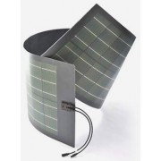 Flexibles Solarmodul 125 Watt 12 Volt