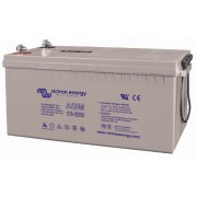 Maintenance-free AGM lead battery12V 255 Ah C100 for hard cycle operation