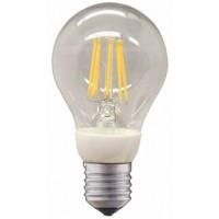LED 12V-24V 800 Lumen E27 Light bulb warm filament