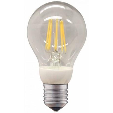 LED 12V-24V 800 lumens E27 ampoule filament chaud