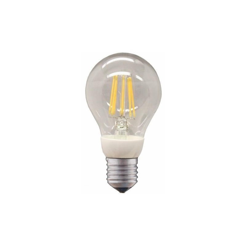 led 12v 24v 580 lumen e27 light bulb warm filament solarenergy shop. Black Bedroom Furniture Sets. Home Design Ideas