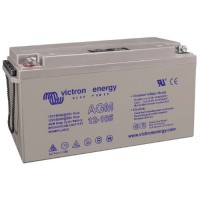 Maintenance-free AGM lead battery12V 165 Ah C20 for hard cycle operation