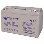 GEL solare batteria al piombo 12V 126 Ah C100