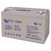 Solar GEL lead battery 12V 126 Ah C100