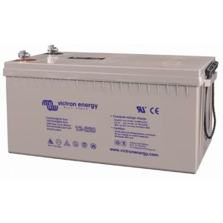 Solar GEL lead battery 12V 255 Ah C100