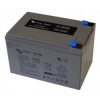 Maintenance-free AGM lead battery 12V 14 Ah C20 for hard cycle operation