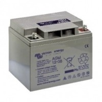 Maintenance-free AGM lead battery 12V 38 Ah C20 for hard cycle operation