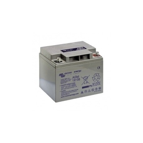 Maintenance-free AGM lead battery 12V 25 Ah C100 for hard cycle operation