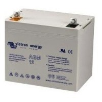 Maintenance-free AGM lead battery 12V 66 Ah C20 for hard cycle operation