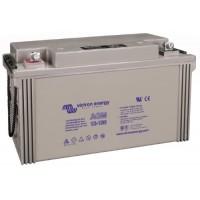 Batteria esente da manutenzione AGM da12 Volt, 130 Ah C 20 per duri cicli di funzionamento