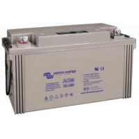 Maintenance-free AGM lead battery12V 130 Ah C20 for hard cycle operation