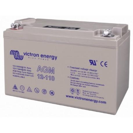 Sans entretien de plomb AGM Batterie12V 126 Ah C100 pour les cycles de fonctionnement difficiles