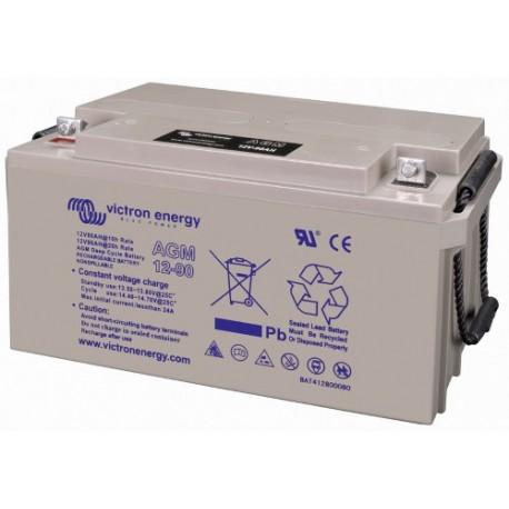 Sans entretien de plomb AGM Batterie12V 104 Ah C100 pour les cycles de fonctionnement difficiles