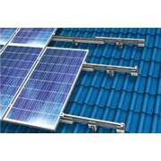 Solaranlage schlüsselfertig installiert