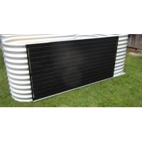 Lit solaire surélevé 200 watts