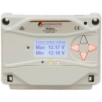 Regolatore di carica solare Morningstar ProStar PS-30M da 500/1000 Watt, 12/24 Volt, a scaricamento completo, LCD