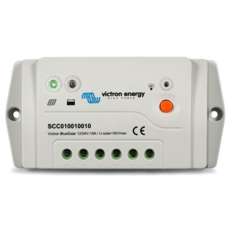 Solar charge controller Blueline 12V / 24V 20 Ampere