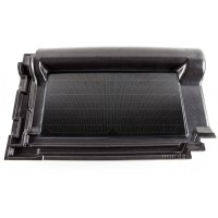 200 Pieces Solar Roof Tile Burned Black (Total 1800 Watts)