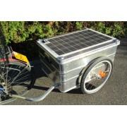 Solar Veloanhänger für E-Bike / Flyer