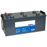 Batteria solare al GEL piombo Exide da 12 Volt, 155 Ah C 100