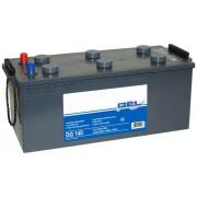 Solar GEL Exide lead battery 12V 155 Ah C100