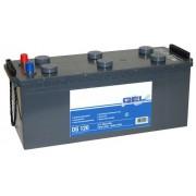 Solar GEL Exide lead battery 12V 130 Ah C100