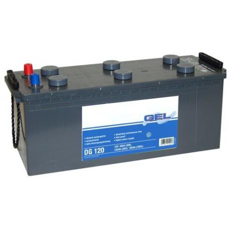 Batteria solare al GEL piombo Exide da 12 Volt, 130 Ah C 100