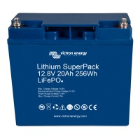 Blueline-Akku 12.8 V / 20 Ah - smart Lithium battery
