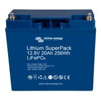 Blueline smart Superpack Lithium-Akku 12.8 V 20 Ah