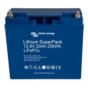 Batteria ai polimeri di litio da 12 Volt, 20 Ah,