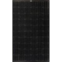 Solarmodul 24 Volt 300 Watt schwarz