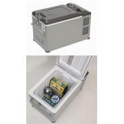 Frigoriferi portatili a compressore oscillante Engel da 12 / 24 Volt e 230 Volt, 32 litri, da -18 ° MT-35-F