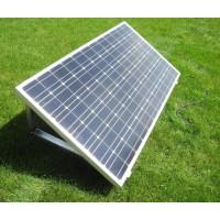 Plug&Play Kit 2100 Watt für Netzeinspeisung mit 8 kWh Speicher inkl. Montage-Kit + Handy-App + Fi Typ B